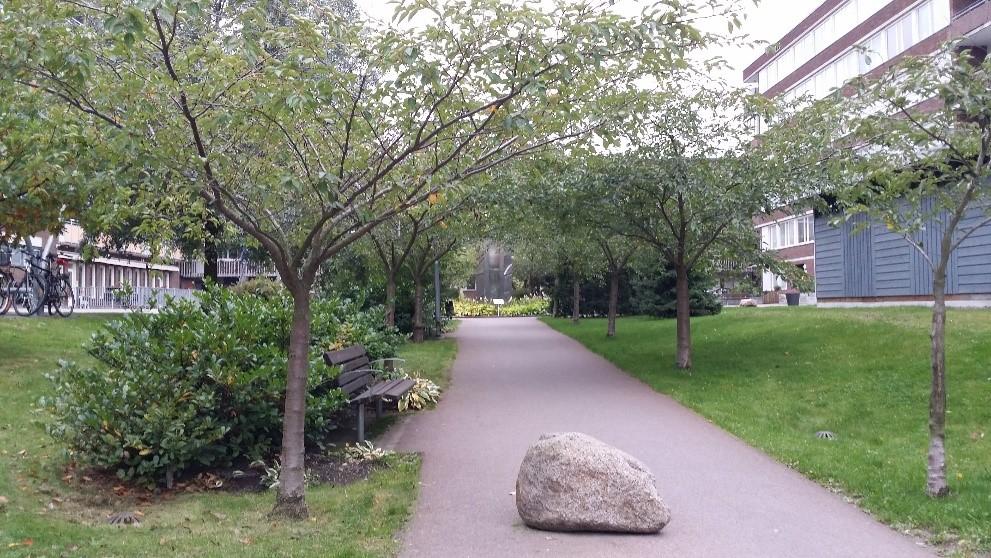 Gården på St. Persgatan