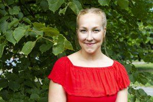 SAMk Katriina Mannonen kuva Kristiina Kortelainen