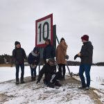 JapaneseStudents Winter School SAMK Rauma 2018
