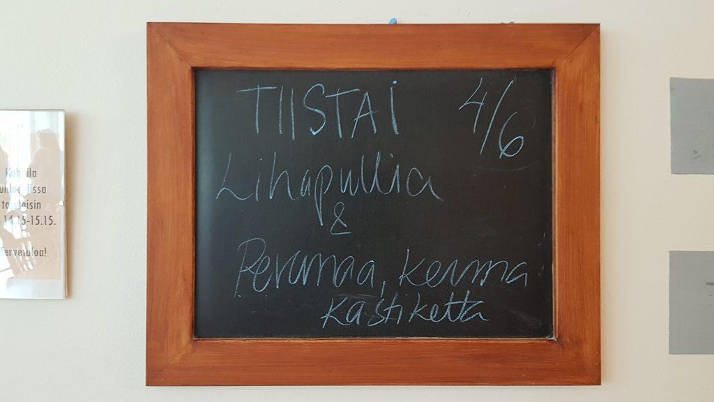Suomikodissa syödään rehellistä suomalaista kotiruokaa.