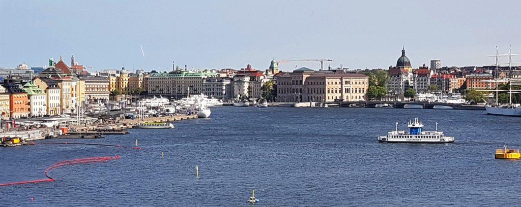 Tukholma mereltä