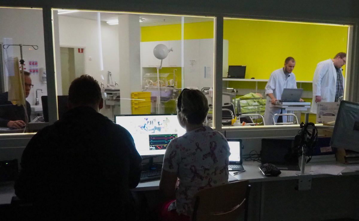 Simulaatiokeskus oppimisen mahdollistajana — pilotoinnit vahvistavat käsityksen